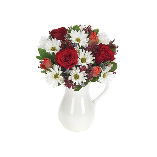 Hugs & Kisses flower bouquet (BF76-11KM)